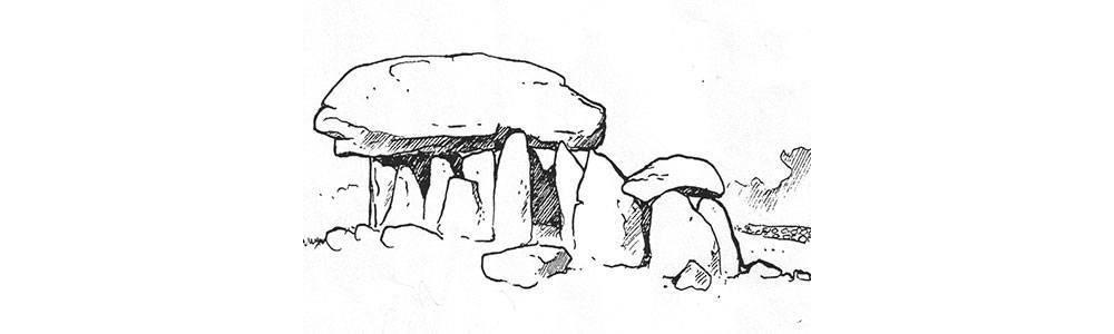 ile-aux-moines-dolmen-de-penhap-dessin